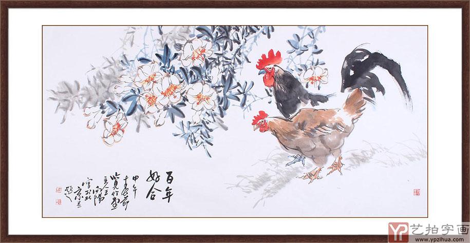 王向阳,男,汉族,1972年生于河南,毕业于河南大学艺术系,后长期在北京画院研习创作。师从三象缔造者国画大家石齐及著名画家史国良先生。擅长花鸟、动物、人物画创作,创作有水墨动物百鸡、百牛、百猪、百驴、百兔、百狗、百鼠、百马等水墨长卷,他的水墨动物画,以写实手法表现,造型准确,结构严谨、生动传神,出版有《王向阳画鸡作品集》、《王向阳花鸟画集》。 现为中国美术家协会河南分会会员,当代中国书画收藏研究院理事,世界名家书画院理事,中国国画协会会员,中原书画院一级画师,中国收藏家协会会会员,石齐艺术研究会会员,《大