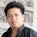 山水画家李墨