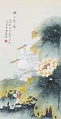 北京美协 工笔画名家 凌雪三尺工笔《路路皆通》
