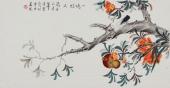 北京美协 工笔画名家 凌雪三尺工笔《一鸣惊人》