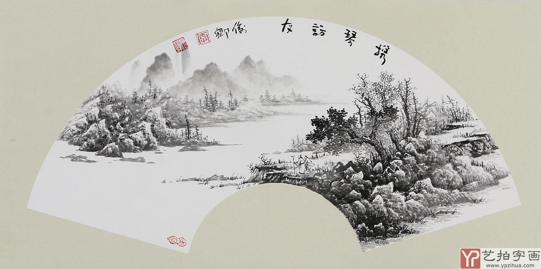 李俊卿,生于1978年,河北沧州人。现为中国工笔画学会会员,河北省美协工笔画艺委会理事,河北省美协会员。是一位极具市场潜力的年轻书画家,作品多次获奖,近些年,李俊卿致力于国画山水的写生和创作中,在技法上有了重大突破,通过作品,我们能够感受到他对于国画精神的执着追求,画中所散发出来的洒脱自如,清雅脱俗,无一不彰显着他感以无心,廓然无我的脱俗境界。观赏李俊卿的山水国画作品,我们可以感受到大自然壮阔而又恬静的气息,观其图,生命跃然其中。他所画的大山巍峨高耸,设色淡雅,可以看出作者对作品精益求精的敬业 精神。