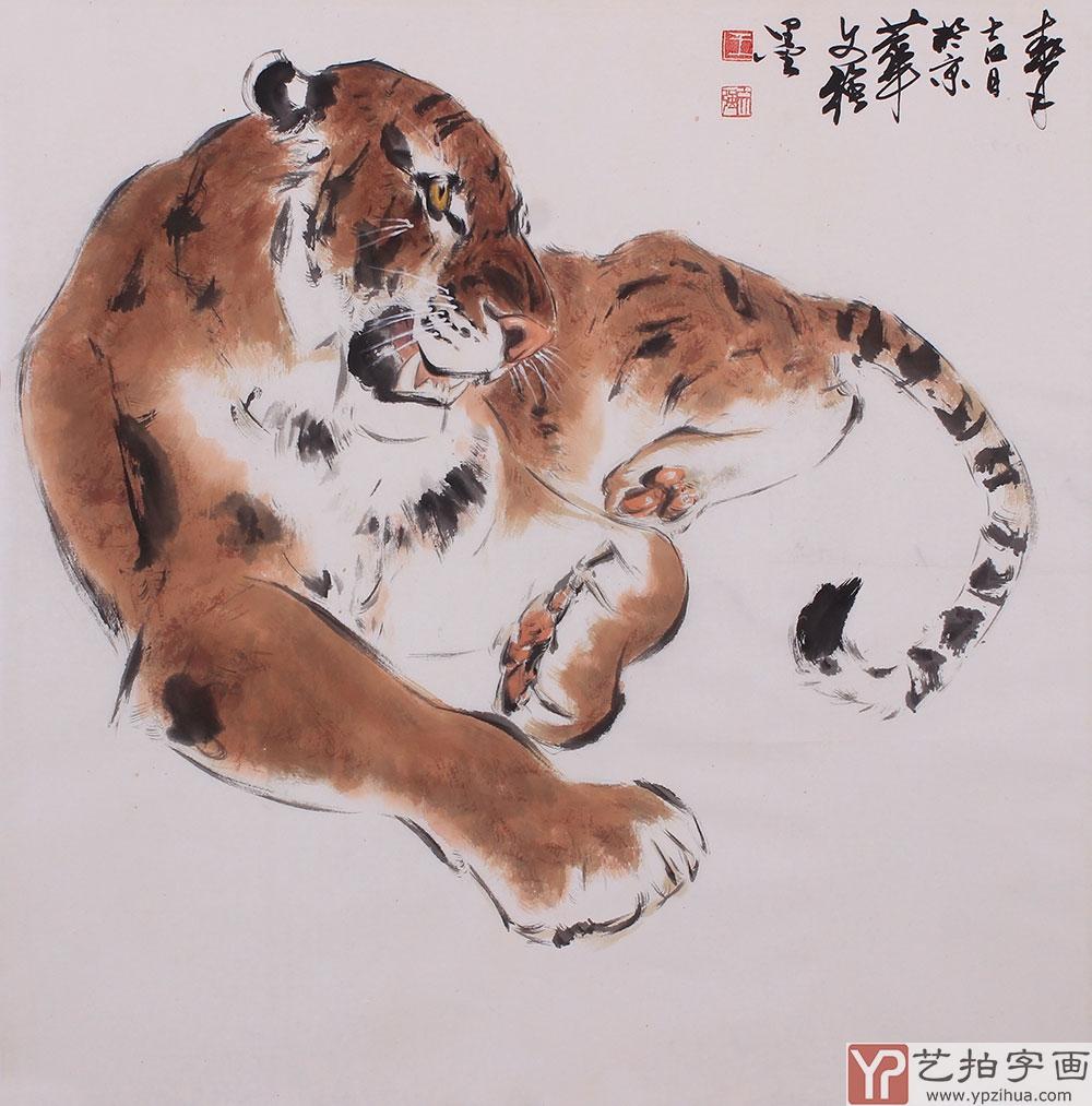在刘继卣大师的指导下系统学习素描,速写,水彩,并从老师那里学习动物