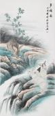 安徽美协云志四尺工笔动物画《多福图》